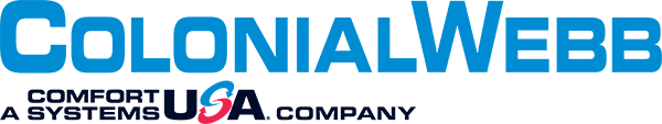 Colonial Webb Sponsor Logo