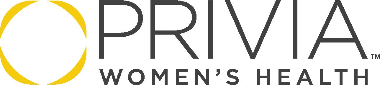 Privia Women's Health Sponsor Logo